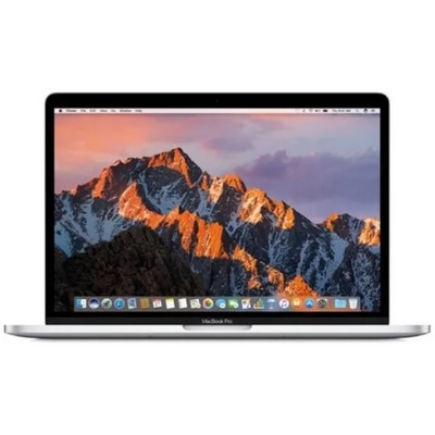 MacBook Pro (13-inch, 2017, Four Thunderbolt 3 ports)