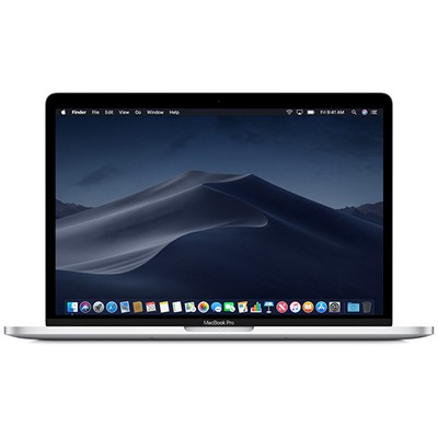 MacBook Pro (13-inch, 2018, Four Thunderbolt 3 ports)